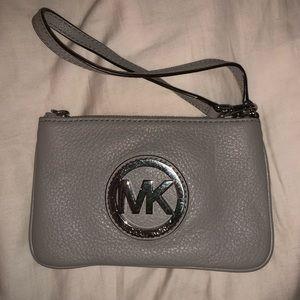 Grey MK clutch!